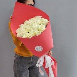 «21 белая роза»