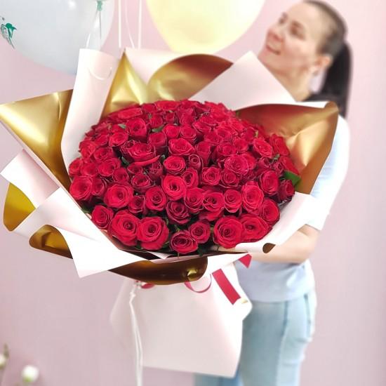 «101 роза»