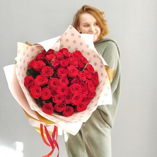 «45 красных роз»