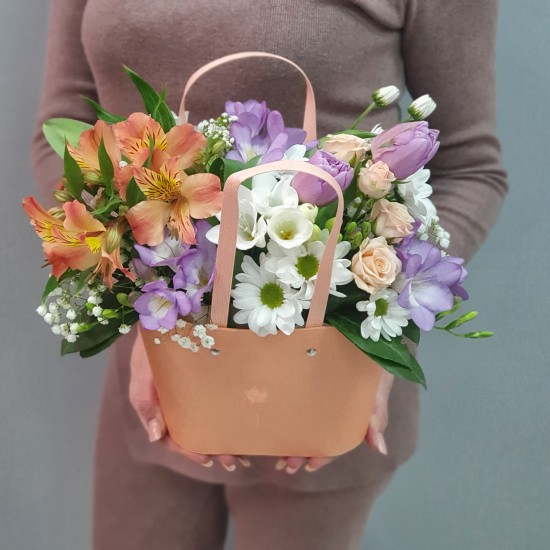 «Овальная сумочка №2»