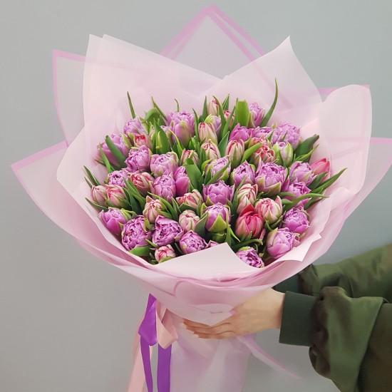 «55 тюльпанов»