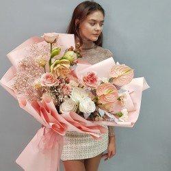 «Розовый закат»