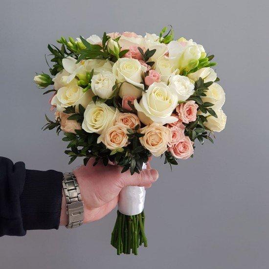 Свадебный букет №13